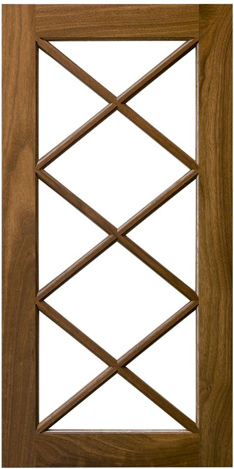 Triple X Mullion Doors Construction Cabinet Doors