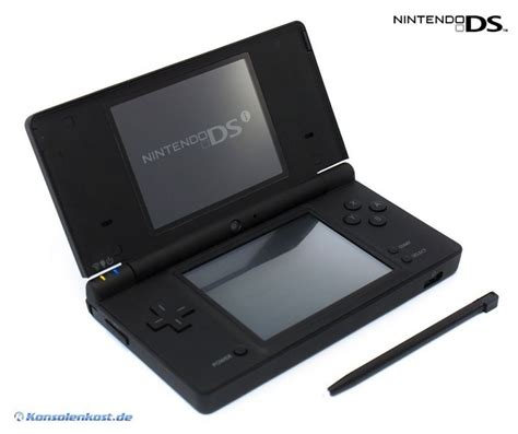 ds nintendo console nintendo ds console dsi black incl power supply
