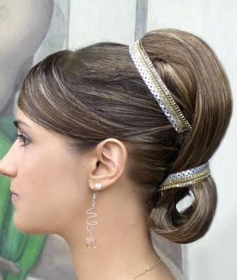 Wedding Hairstyles With Ribbon by Wedding Hairstyles With A Ribbon