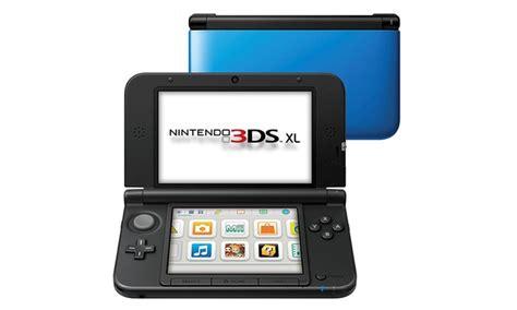 Nintendo 3ds Xl Bundle 1716 by Nintendo 3ds Xl Bundle With 3 Groupon