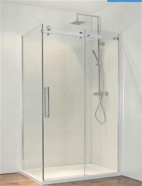 Glass Shower Doors Uk Frameless Shower Enclosures Exeter Bathrooms Kitchens