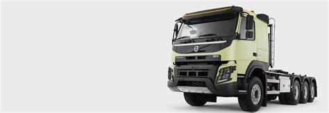 volvo 800 truck volvo fmx a true construction truck volvo trucks