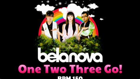 One Two To Go by Belanova One Two Three Go Canciones Para La