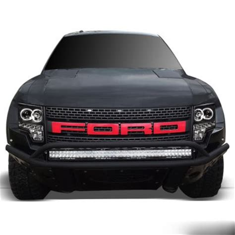 2012 ford f150 lights 2012 ford f150 black ccfl halo headlights and led