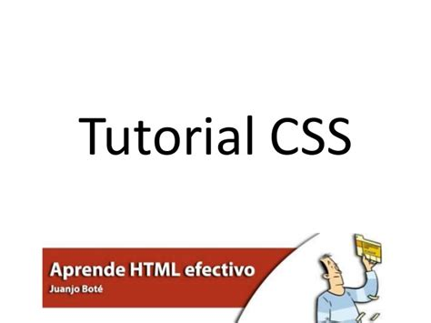 html tutorial with css aprender html tutorial css