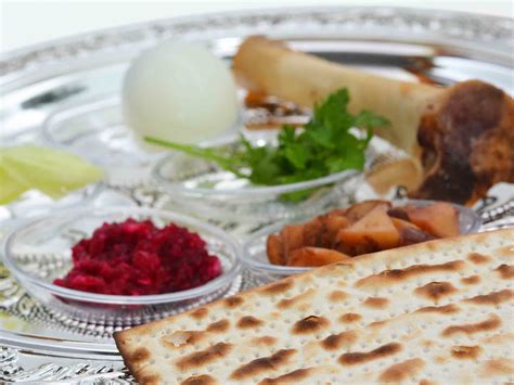 Come With Me Passover Menu 2nd Course by Passover Washington Hebrew Congregation