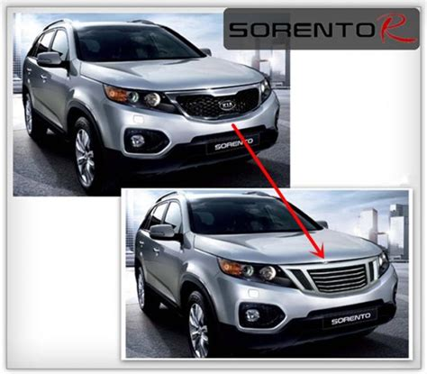 how make cars 2009 kia sorento spare parts catalogs modified automotive spare parts kia sorento 2009 2012 auto front grille