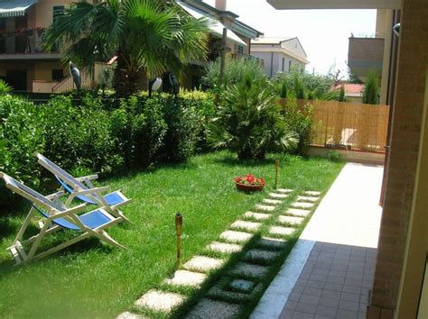 appartamento giardino nuovissimo con giardino a san benedetto tronto