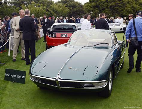 Lamborghini 350 Gtv 1963 Lamborghini 350 Gtv Images Photo 63 Lambo 350 Gtv Dv