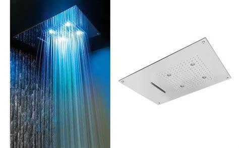 doccia cromoterapia prezzi realizzare una cabina doccia con cromoterapia