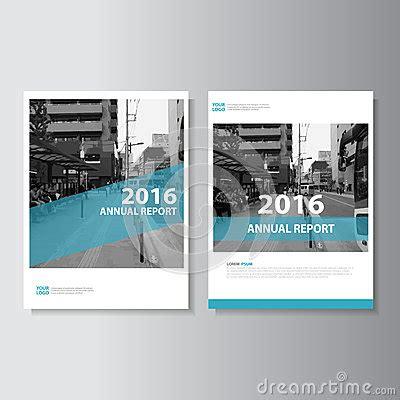 magazine layout design ppt blue vector annual report magazine leaflet brochure flyer