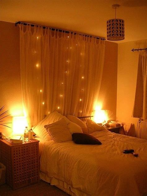 Bedroom String Lights Decorative with Decorative String Lights For Bedroom For The Home Pinterest