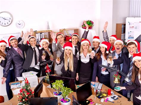 pitfalls to avoid when planning the office christmas party