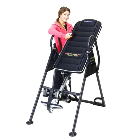 benefits of inversion table for back with a who