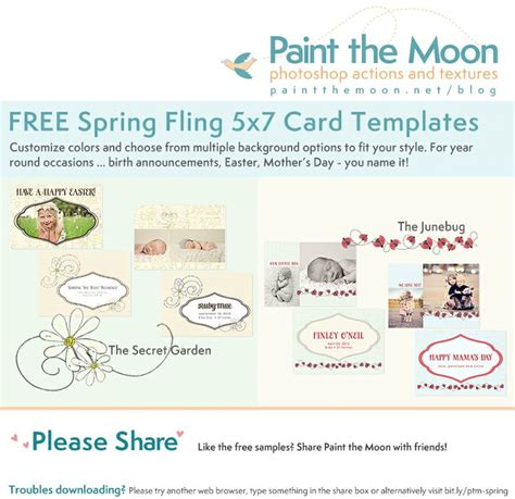 Lightroom Greeting Card Template by 12 Best Paint The Moon Images On Photography