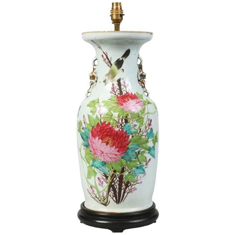 Vase Table L Antique Early 20th Century Republic Period Porcelain Vase Table L For Sale At 1stdibs
