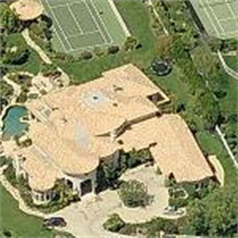 howie at home howie mandel s house in hidden hills ca 2 virtual