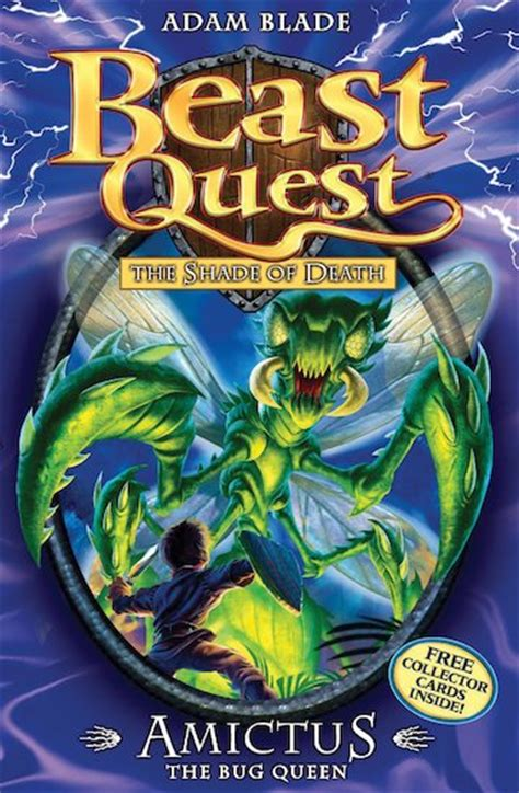 get a pattern book quest the quest wiki fandom powered beast quest series 5 621 amictus the bug queen