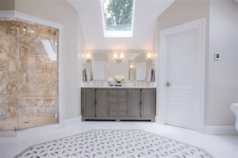 holmdel nj master bath shabby chic style bathroom