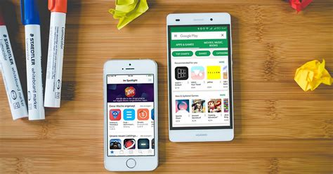 Play Store Vs App Store Differences In Ios Android Aso You Need To