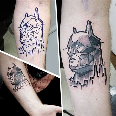 batman doll tattoo 54 best tatoo images on pinterest tattoo ideas design