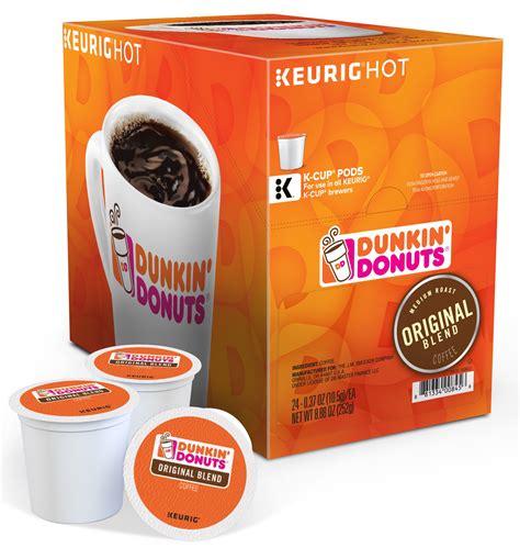 Coffee Dunkin Donut dunkin donut original k cups