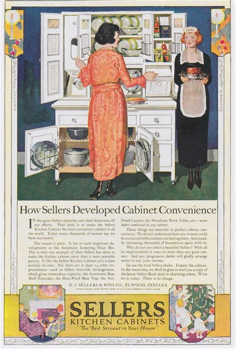 kitchen cabinet advertisement 1000 images about hoosiers and sellers cupboards on