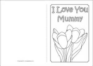 Mothers Day Cards Templates by S Day Card Early Play Templates