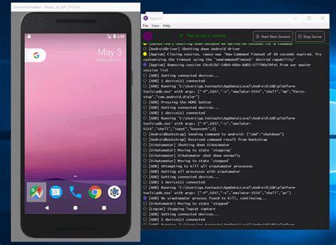appium android 在 windows 下搭建 appium android 自动化测试环境 betacat 未上线的猫