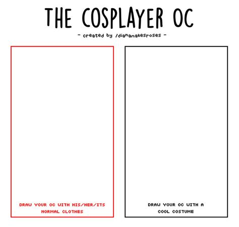 The Oc Memes - the cosplayer oc meme by lilac crystals on deviantart