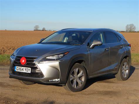 premier auto lexus nx 300h premier auto road test report review