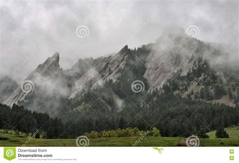 Of Colorado Boulder Part Time Mba by Closeup Of Flatiron Mountains In Boulder Colorado Stock