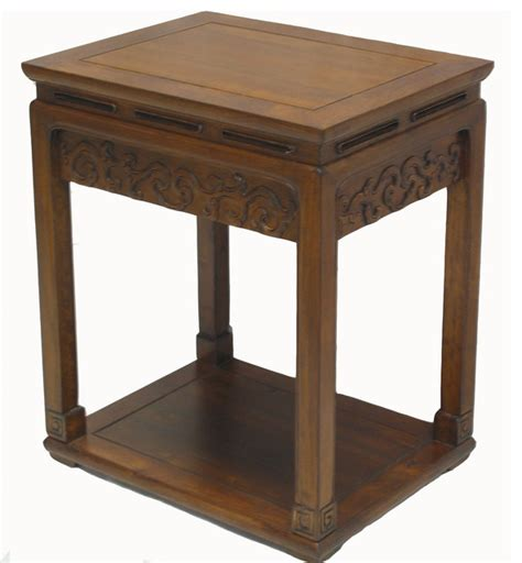 asian accent table carved accent tabel asian side tables and end tables