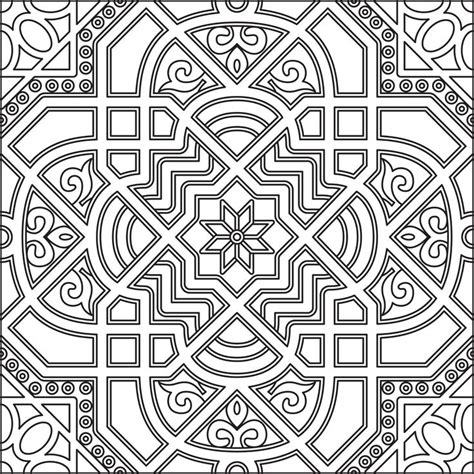 pattern art coloring pages 8 best fantacy images on pinterest islamic art islamic