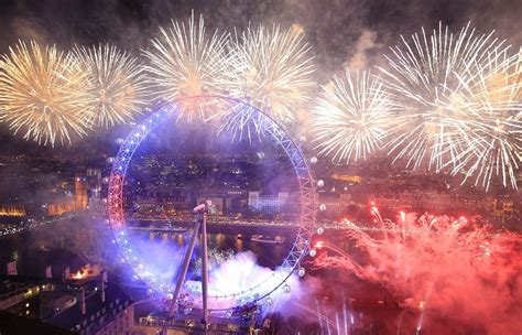 new year s celebrations around the world