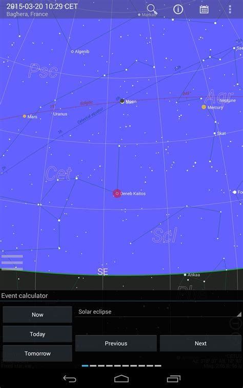 sky guide android sky guide ca appstore for android