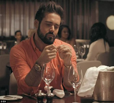 Makes Light Of Spencers Comments 2 by Made In Chelsea S Spencer Matthews Is Being Lined Up For