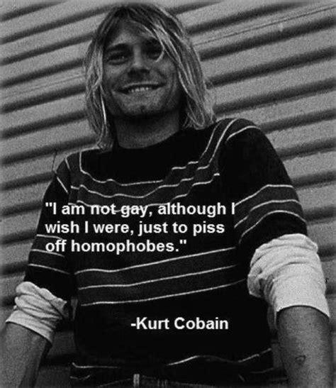 good kurt cobain biography kurt cobain quotes on tumblr