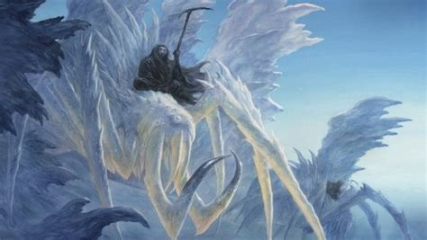 song  ice  fire illustration shows  legendary giant ice spiders nerdist