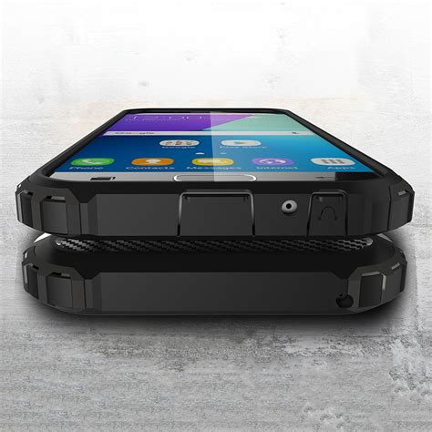 Casing Samsung A5 2017 Adidas Custom Cover defender shockproof samsung galaxy a5 2017 black