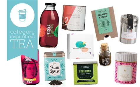 Time For Wonderfully Packaged Tea by Tea Packaging Design Ideas Inspiration Interact