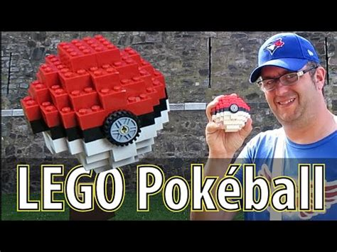 lego pokeball tutorial diy electronic poke ball how to make an electronic po
