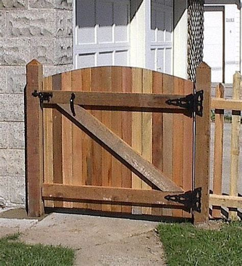 how to build a double swing wooden gate best 25 wooden gates ideas on pinterest wooden side
