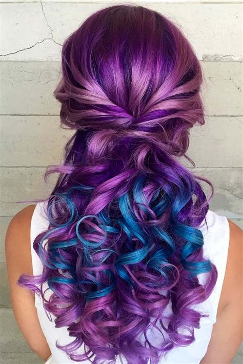 colorful hair ideas 75 unique colorful hair dye ideas for koees