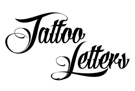 font tattoo mockup create one name or word in tattoo lettering