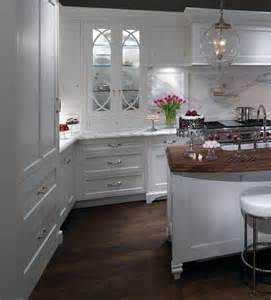 Romantic Kitchen by A Romantic Contemporary Kitchen Getaway Traditional