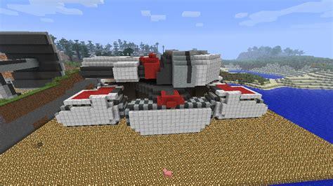 minecraft siege terran siege tank minecraft project