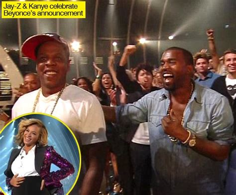 kanye west will be the godfather of beyonce z s baby
