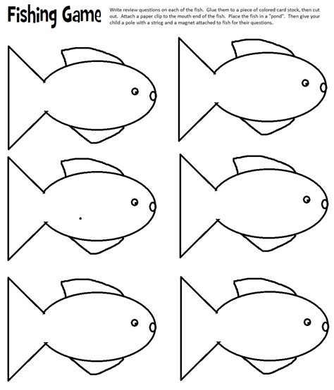 best photos of fish cutouts templates fish template cut