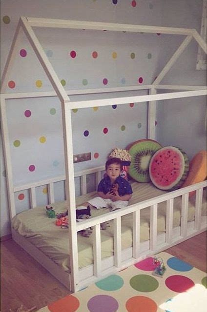 Montessori Bed Frame 1000 Ideas About Montessori Bed On Toddler Floor Bed Toddler Rooms And